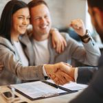 couple happy knowing value proposition as a financial advisor